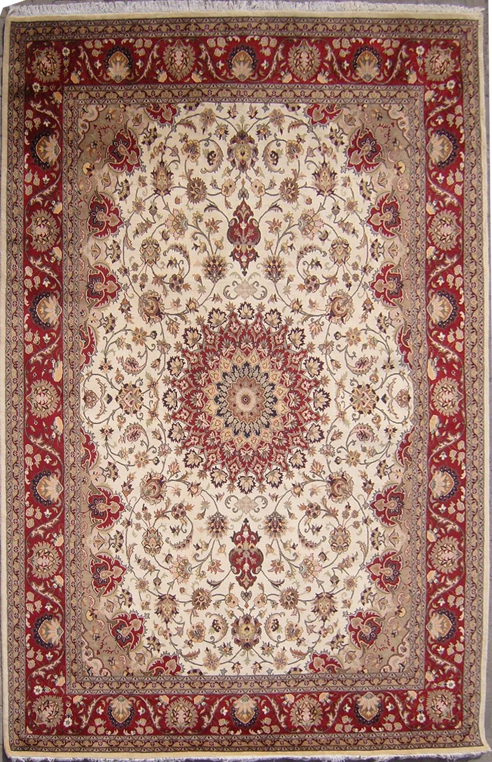 8 39 11x12 39 4 Rug Double Knott Pak Persian Design Handmade