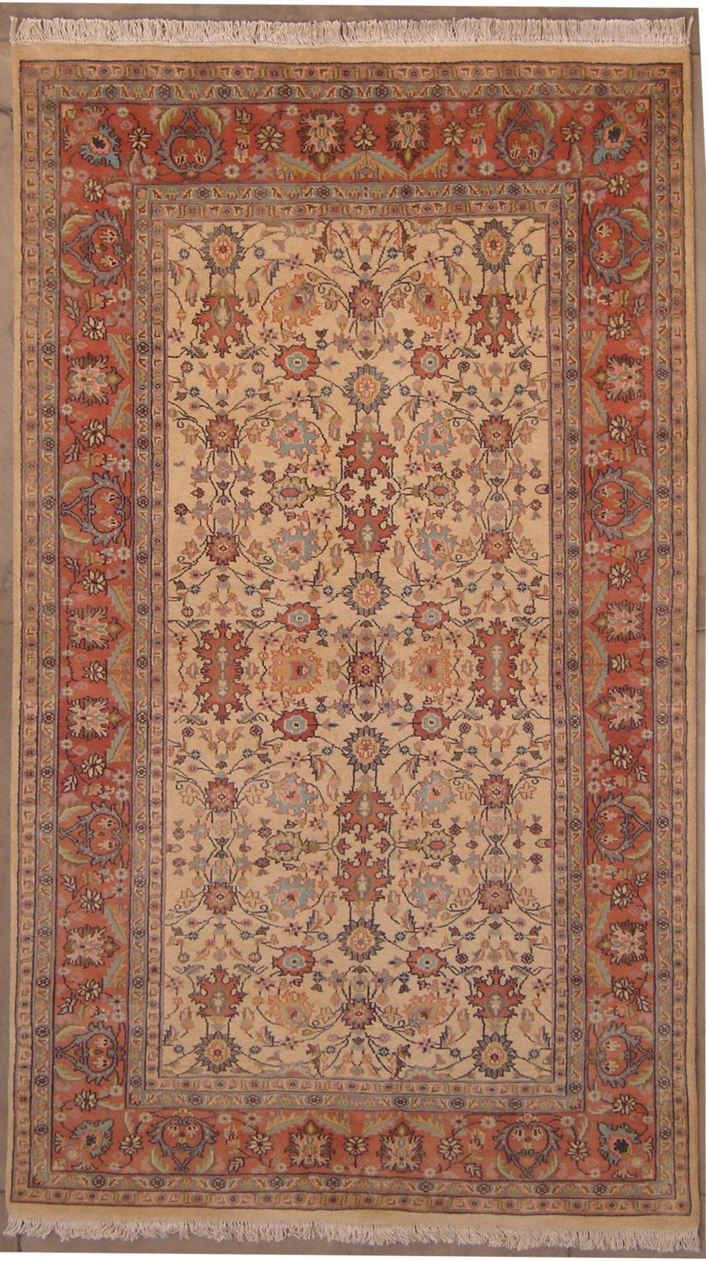 RugsTC 4'11 x 8'2 Double Knott Pak Persian Mahal  Authentic Hand Knotted Area Rug with Wool Pile - 5x8 Medium Rug at Sears.com