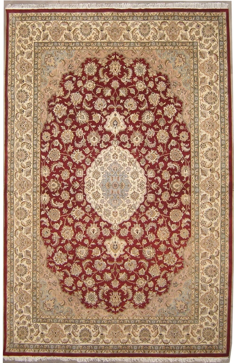 8 39 11x12 39 1 Rug Double Knott Pak Persian Design Handmade
