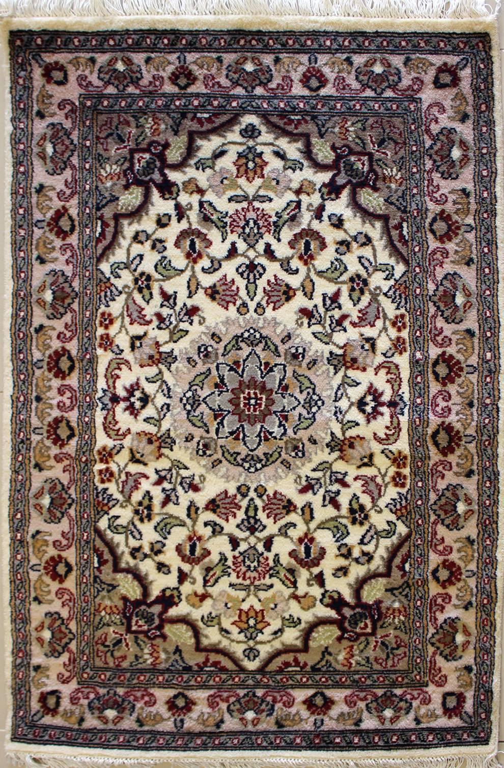 2u00276x4u00272 Rug   Floral   Handmade Pak Persian High Quality Rugs   A 2x4 Rug  Size   RugsTC