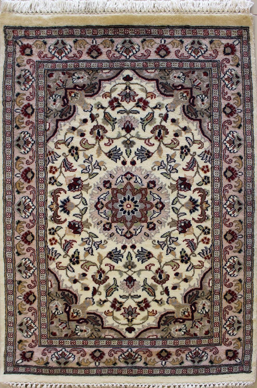 2 39 6x4 39 1 Rug Floral Handmade Pak Persian High Quality