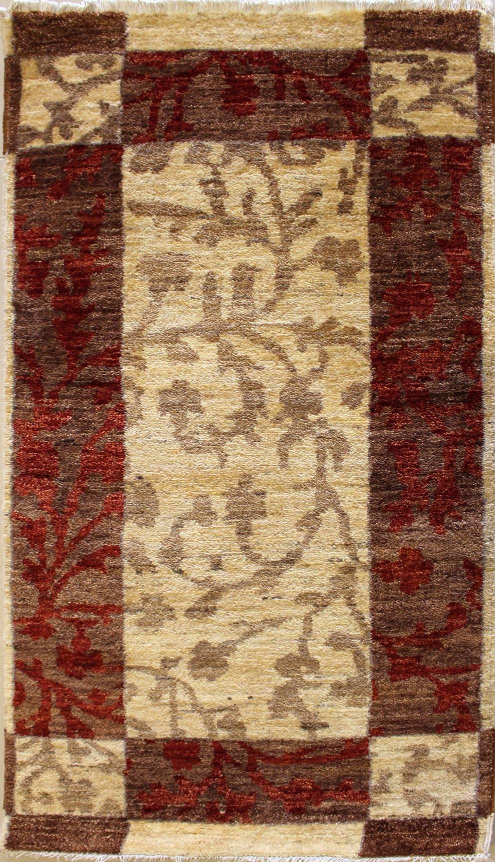 2x4'7 rug - ziegler chobi - handwoven chobi ziegler rugs made with