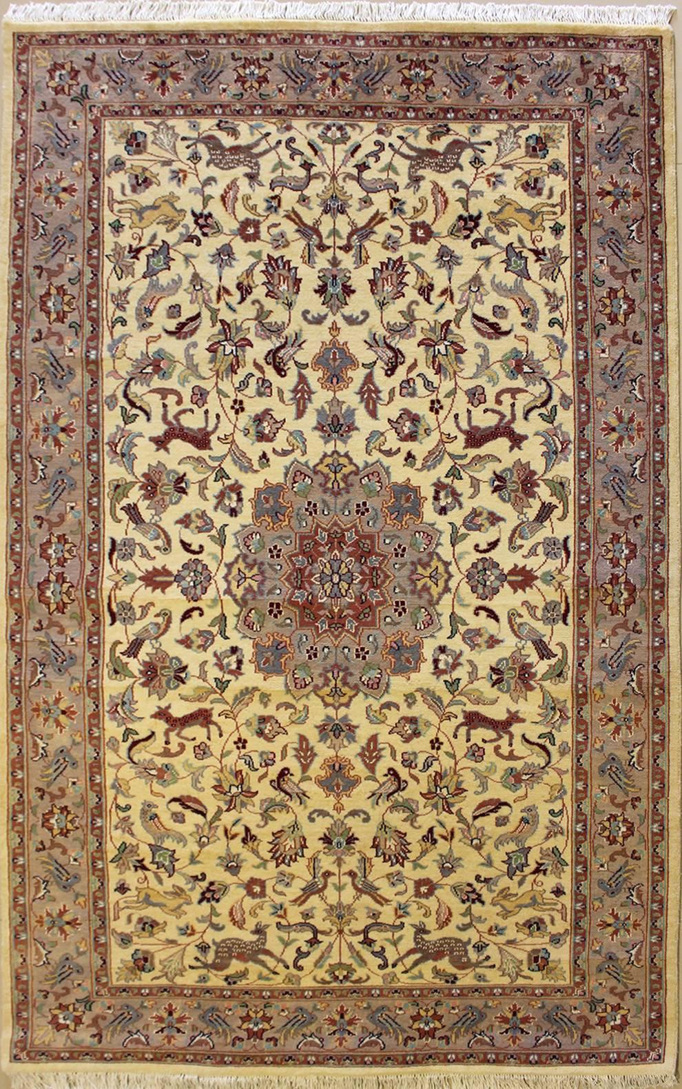 5 1x8 3 Rug Fl Handmade Pak Persian High Quality Rugs A 5x8 Size Rugstc