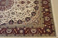 9 0x12 4 Rug Floral Handmade Pak Persian High Quality