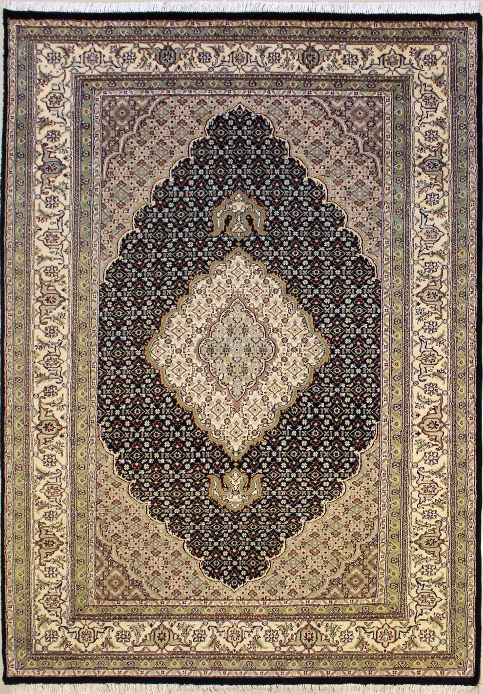 5 39 11x8 39 11 Rug Floral Handmade Pak Persian High Quality