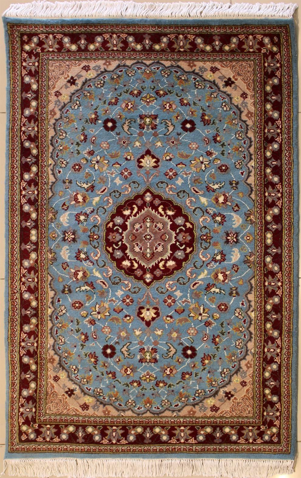 3'0x5'2 Rug - Floral - Handmade Pak Persian High Quality ...