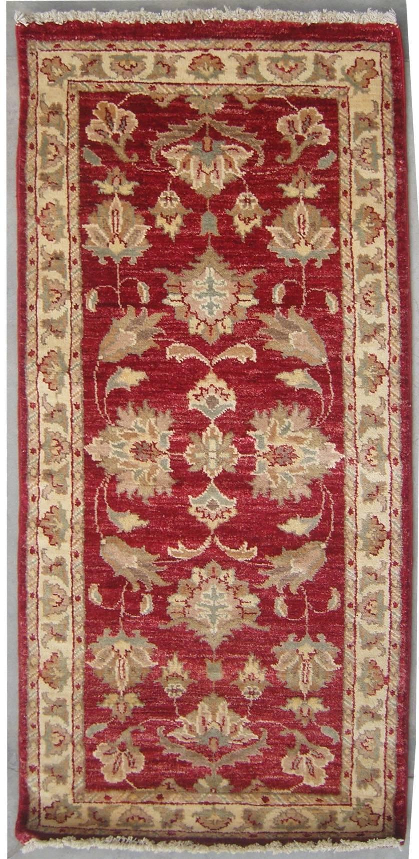 3x4'7 rug - ziegler chobi - handwoven chobi ziegler rugs made with
