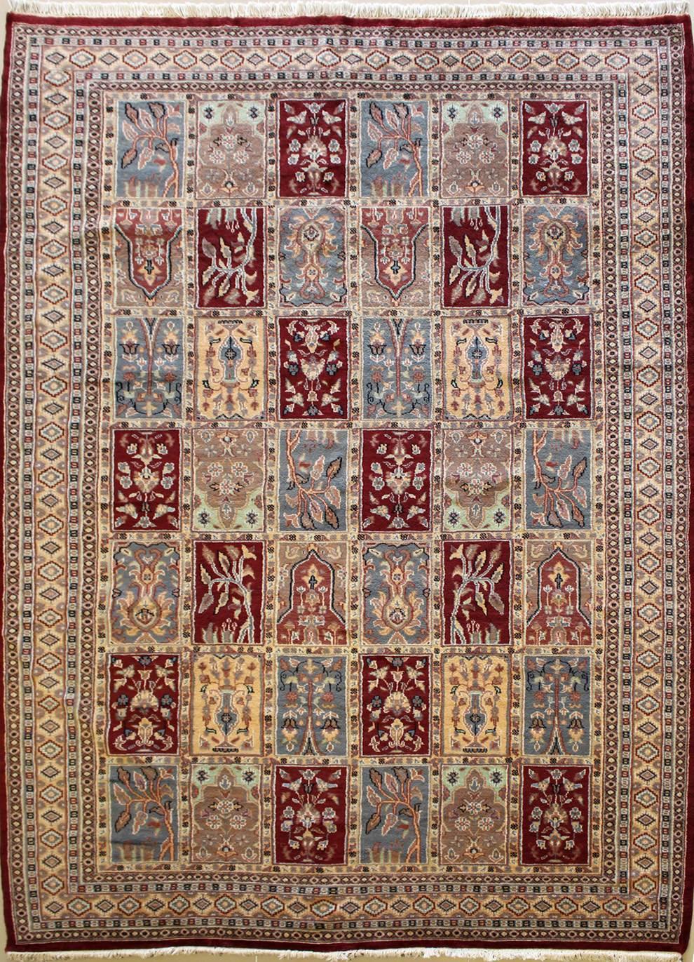 6 39 5x9 39 1 Rug Pak Persian Bakhtiari Handmade Pak Persian